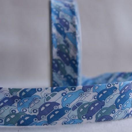 Biais Cars bleu