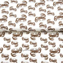 Jersey bio crabes chocolat