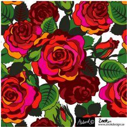Jersey bio roza rouge