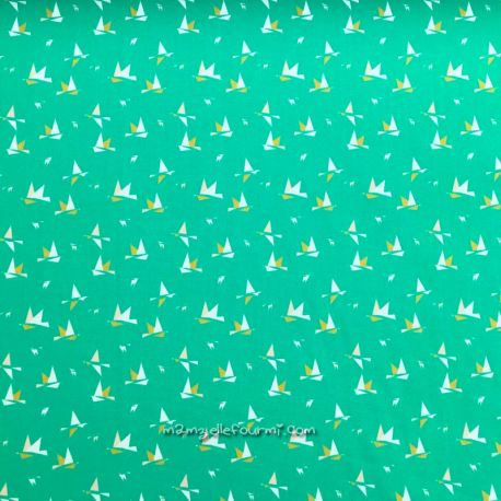 Popeline 1000 birds