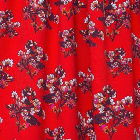 Sweat bio fiori red