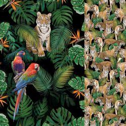 Jersey panneau digital tigre