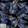 Jersey palms bleu