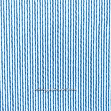 Jean rayé bleu