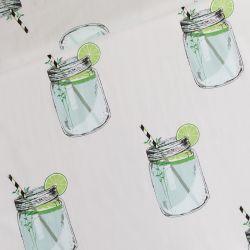 Coton lawn iced tea