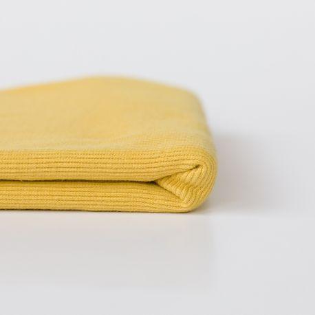 Bord-côte jaune soufre