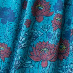 Jersey bio lotus rouge