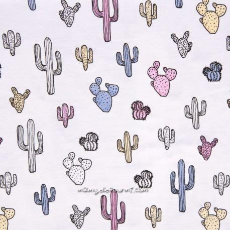 Jersey magique cactus