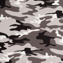 Jersey camouflage gris
