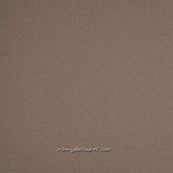 Bord-côte mastic lurex marron