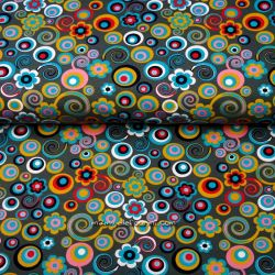 Jersey spirales anthracite
