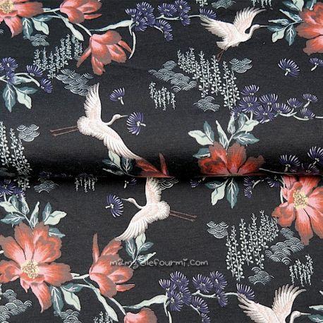 Jersey cygnes noir