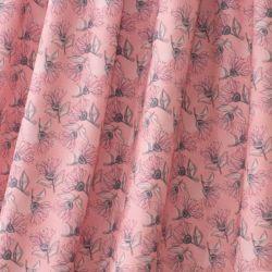 Jersey bio flor rosa