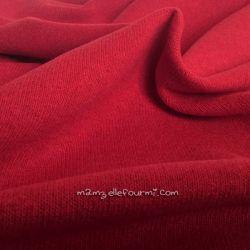 Maille merveilleuse rouge vif