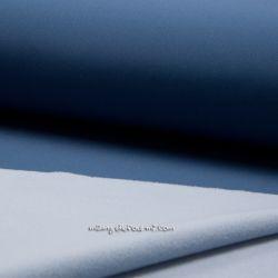 Softshell bicolore jean/bleu