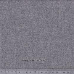 Crêpe de laine gris
