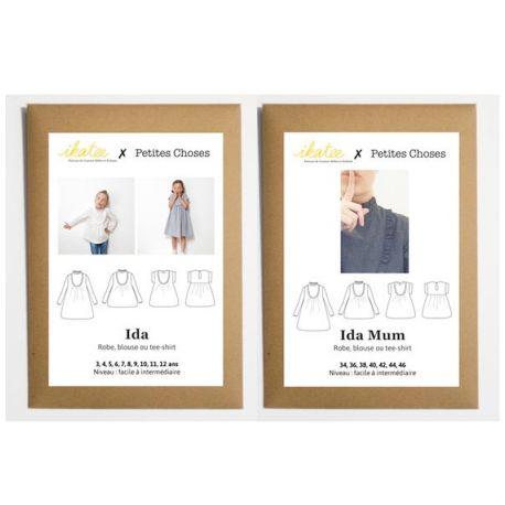 "Duo ""Mère-fille"" Ida + Ida MUM"