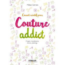 Carnet créatif pour couture addic