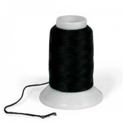 Fil mousse Wooly Nylon Extra noir