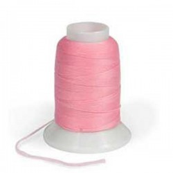 Fil mousse Wooly Nylon Extra rose