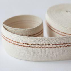 Élastique ceinture lignes cuivre