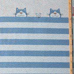 Jersey bio tigerkatze bleu