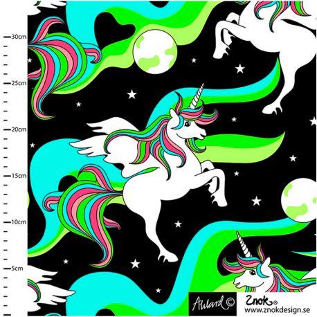 Jersey bio unicorn northern lights