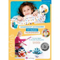 Livre Doudous et accessoires en couture pour enfants