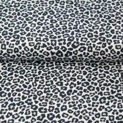 Jersey léopard noir