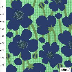 Jersey bio buttercup blueberry/vert