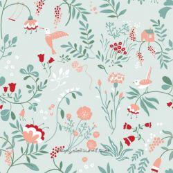 Popeline flower dream