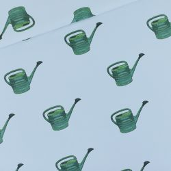 Sweat watering cans