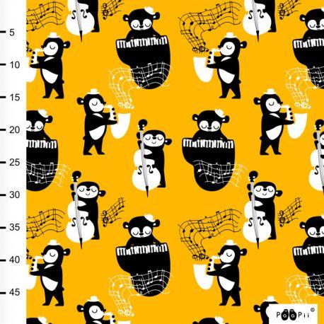 Jersey bio rhythm jaune soleil
