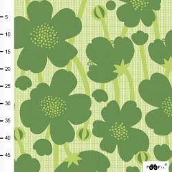 Jersey bio buttercup vert forêt/vert pomme