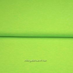 Bord-côte fluo vert