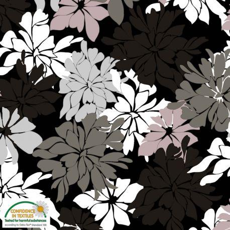 Jersey flowers dark
