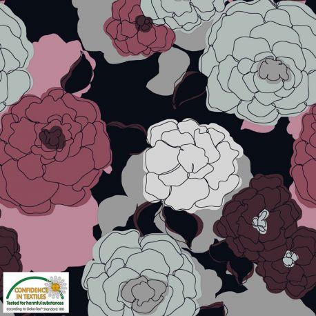 Jersey draft flowers