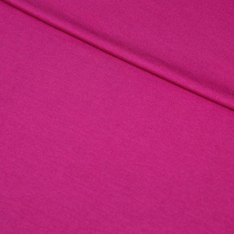 Jersey modal framboise