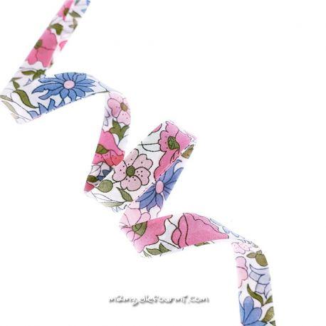 Biais Poppy Daisy hortensia