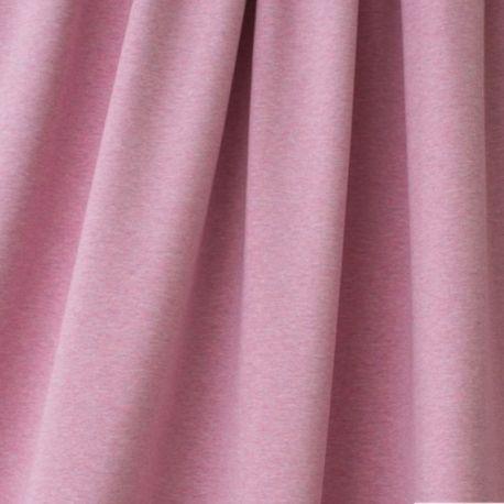 Jersey bio stretch chiné rose