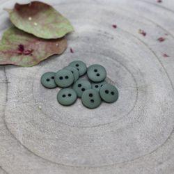 Bouton Atelier Brunette classic mat 10 mm cedar