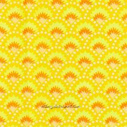 Coton wasabi jaune fluo