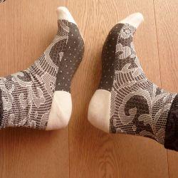 Patron mes petites chaussettes et mes petites socquettes
