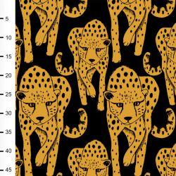 Jersey bio cheetah ocre