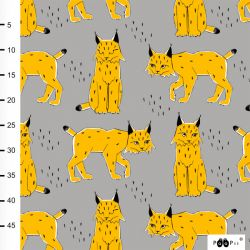 Jersey bio lynx gris