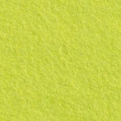 Feutrine vert acide