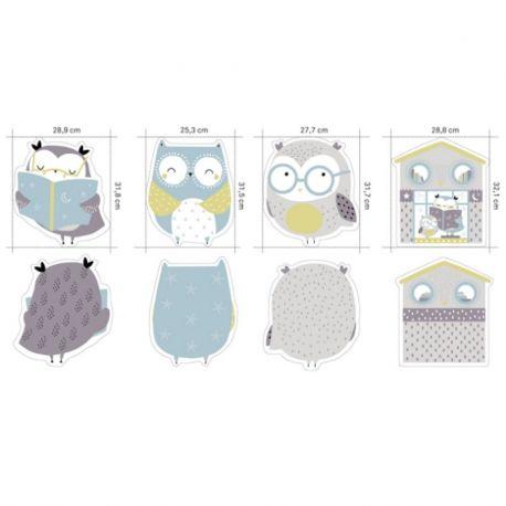 Panneau jersey owl