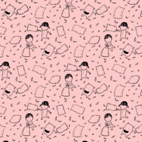 Sweat molletonné pillow fears