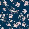 Jersey modal blossom navy