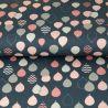 Jersey bio ballons gris/rose